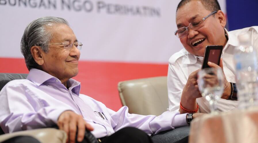 Malaysian PM Mahathir Mohamad keen on 5G. Image for representation purposes only. Source: Shutterstock