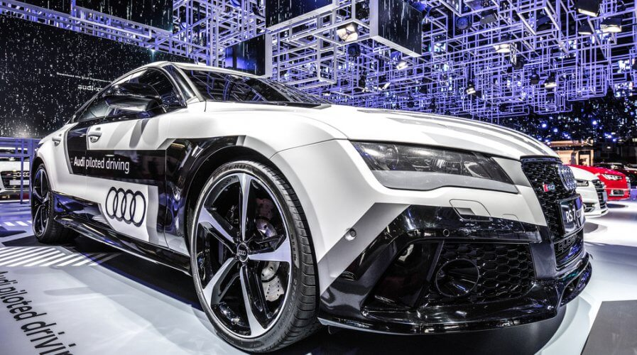 Cybersecurity must not be an afterthought in autonomous cars. Source: Shutterstock.
