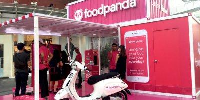 Foodpanda is gearing up to grow with the digital economy. Source: Shutterstock