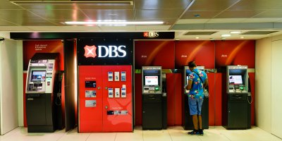 DBS Bank has completed the first trade financing transaction on Singapore's NTP. Source: Shutterstock.
