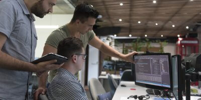 Developers need to work speedily but can cybersecurity catch up? Source: Shutterstock