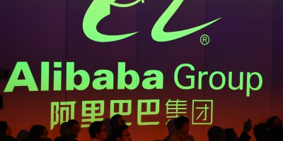 Alibaba is one of the largest e-commerce players in the APAC region. Source: AFP