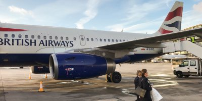 British Airways are investing heavily in initiatives that would enhance a customer's journey. Source: Shutterstock.