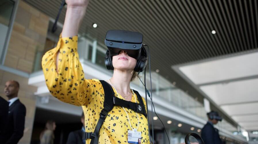 Is VR the logical replacement for videoconferencing meetings?