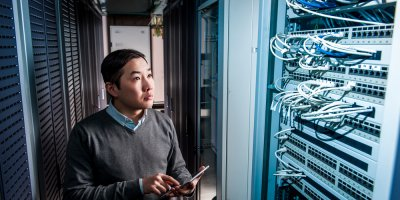 On-premise data centers will be less relevant three years from now. Source: Shutterstock
