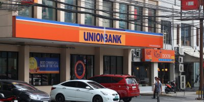 UnionBank branch in Manila, Philippines
