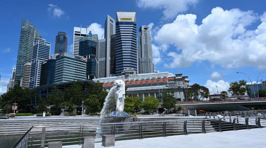 Singapore has become home to many Chinese tech investments
