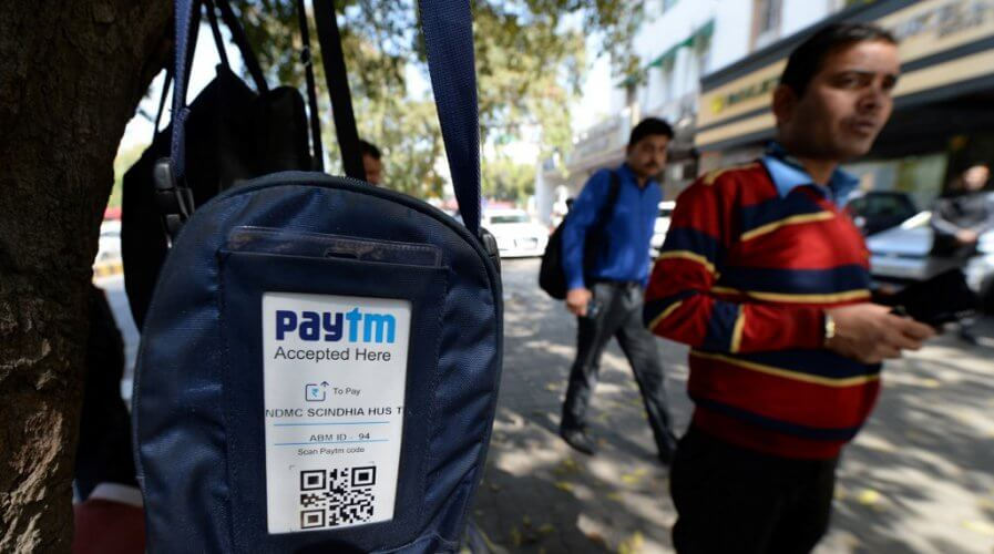 Paytm is losing ground in the race for Indian consumers' online spending