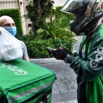 Grab moved many of its transport drivers to GrabFood & other delivery verticals.