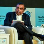 Jio Platforms' Mukesh Ambani announced the homegrown 5G solution at his company's AGM.