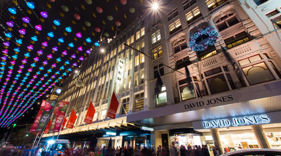 After facing customer backlash, David Jones Australia retail stores move its customer services to Amazon Connect and Salesforce Service Cloud