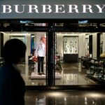 Luxury retailer Burberry teams up with internet heavyweight Tencent to open the first luxury retail