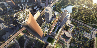 Thailand's new smart real-estate mega development, One Bangkok