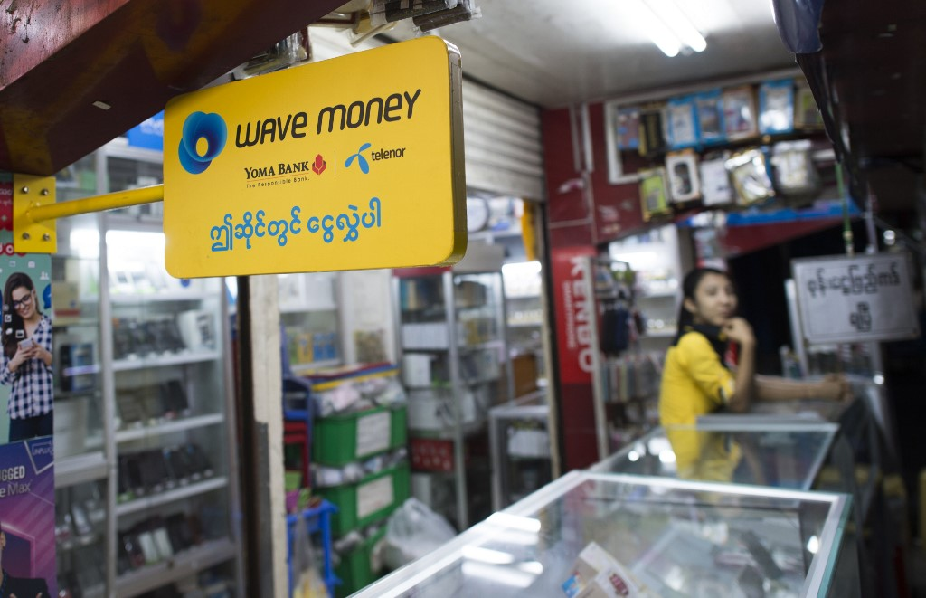 Wave Money is now diversifying into loans for individuals and SMEs in Myanmar