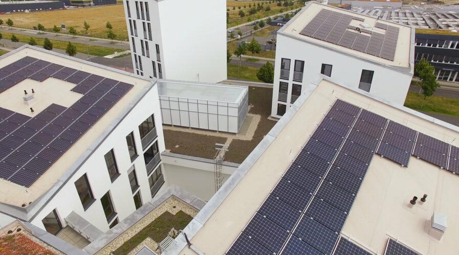 The 'Future Living Berlin' smart city development