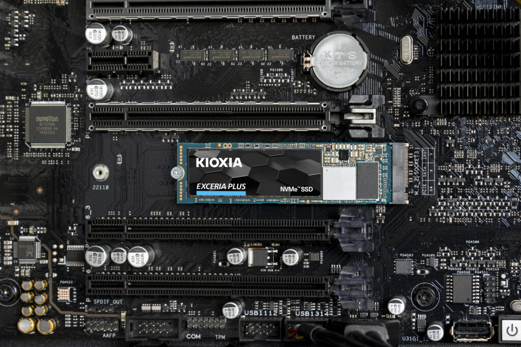 NVMe M.2 SSD SATA