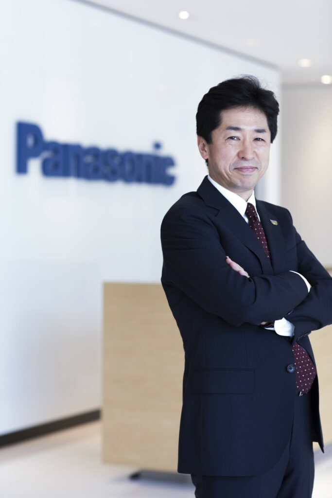 Takehiko Ryu, Regional Head for Southeast Asia and Oceania and Managing Director of Panasonic Asia Pacific