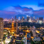 Central Mumbai's cityscape and skyline- Lalbaug-Parel, Lower Parel, Worli, Currey Road, Prabhadevi