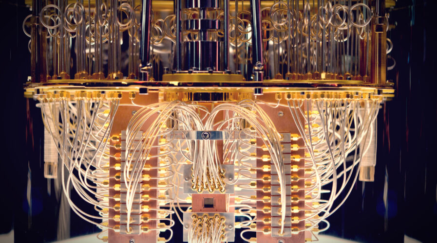 Is China leading the quantum computing race?
