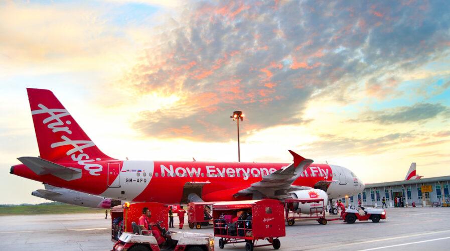 AirAsia logistic arm Teleport