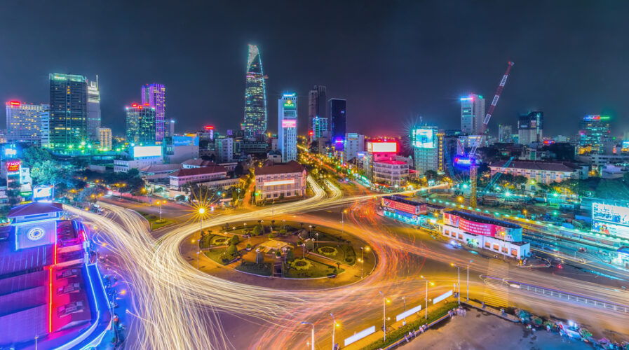 Laying the smart city groundwork for Vietnam's Ho Chi Minh City