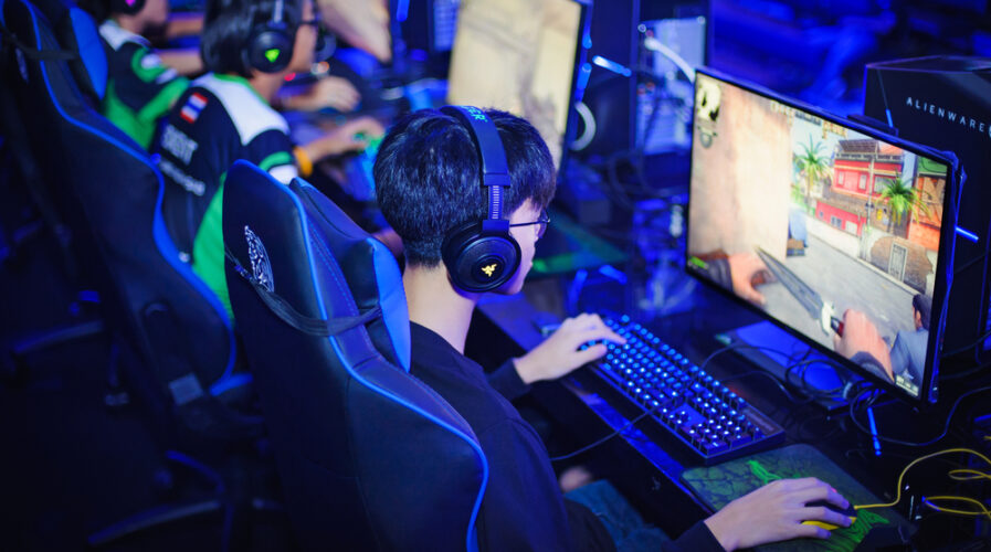 The multibillion-dollar eSports industry could spark a digital revolution in Cambodia, thinks telco Cellcard