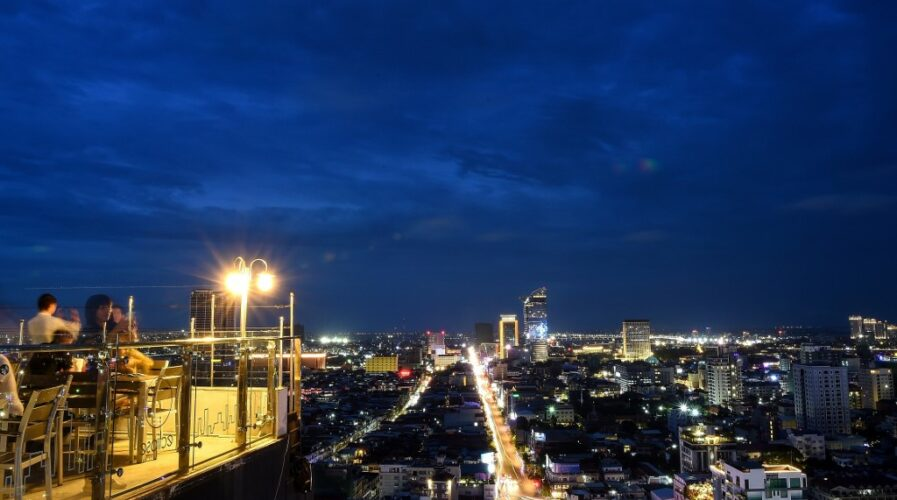 Cambodia's smart city project is pioneering the use of blockchain tech in smoothening city services.