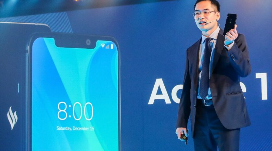 Vietnam's Vingroup unveiled its first made-in-Vietnam smartphones under its VinSmart subsidiary just 2 years ago