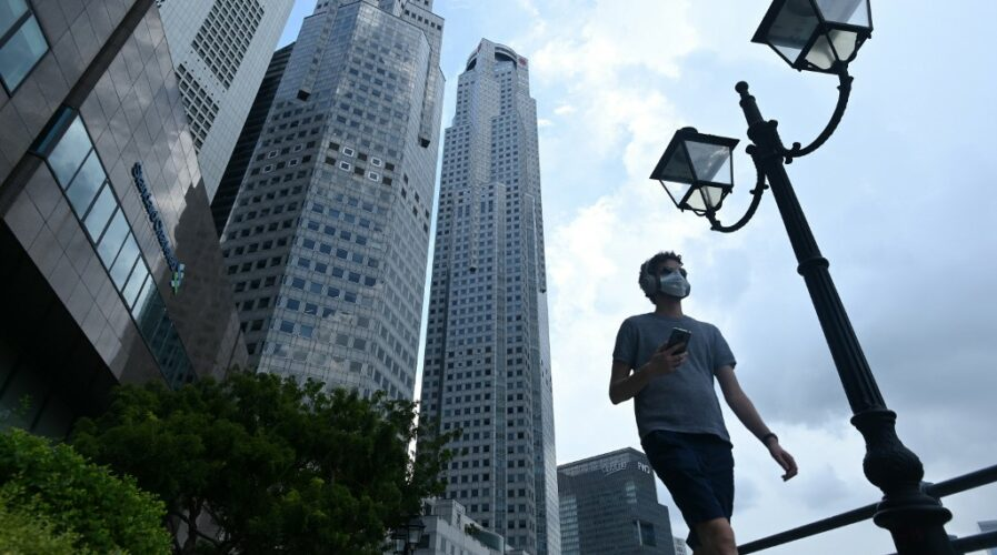 AH3 Zoom.AI's drones have already been used to inspect over 200 buildings for issues in Singapore