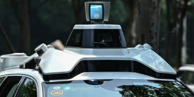 China has robot cars with the longest driverless distance
