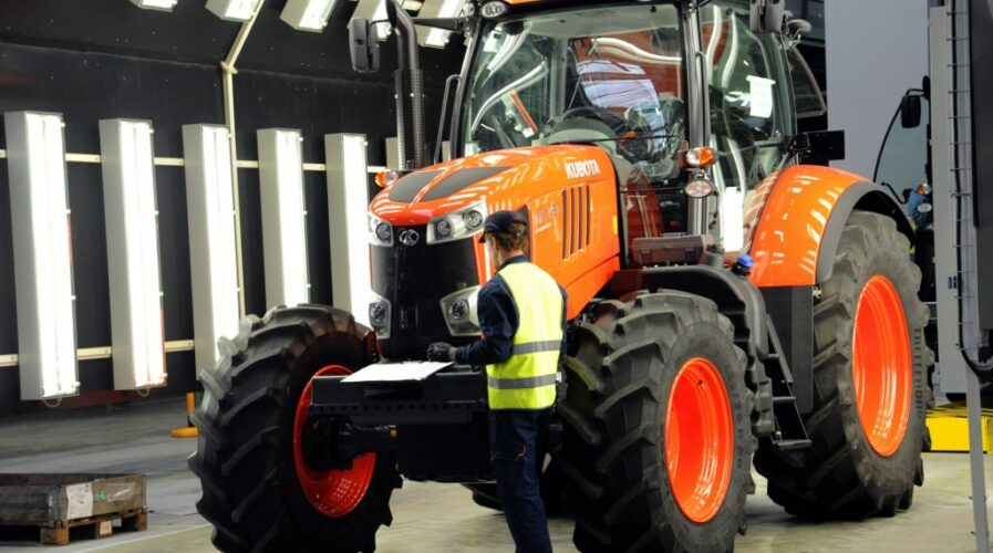 Kubota works with Nvidia towards autonomous tractors to deal with the Japan's farm labor shortage