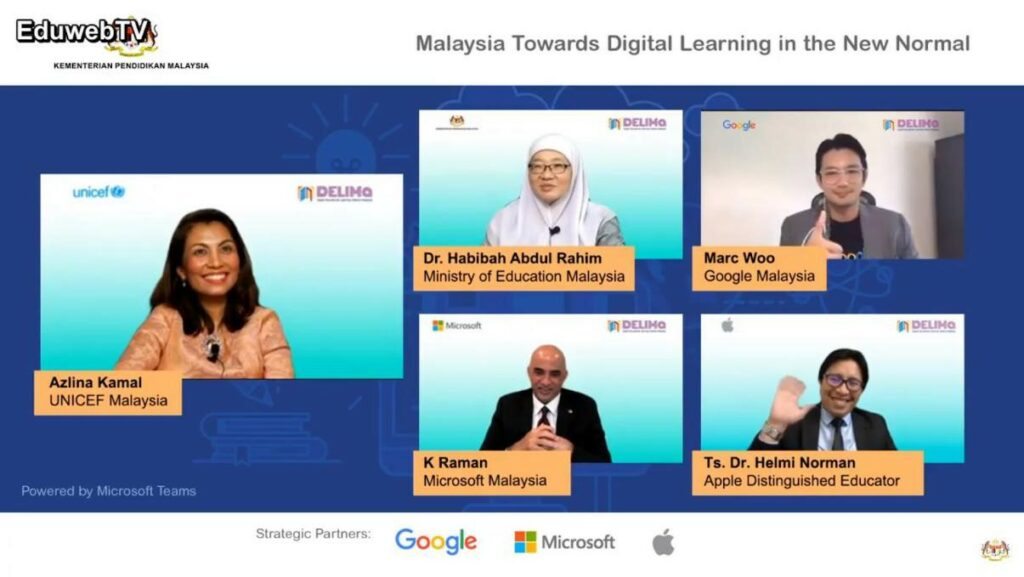 Virtual launch of the DELIMa national education platform