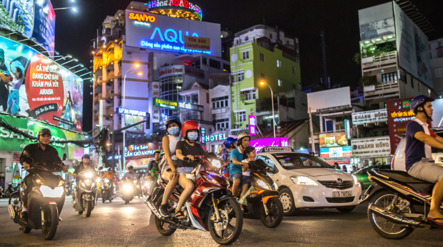 Are electric vehicles the future of transportation in Vietnam?