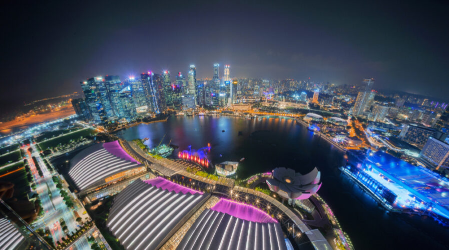 The Smart Urban Co-Innovation Lab will connect smart city developers in Singapore and beyond