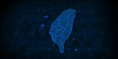 Digital Taiwan Map Data Technology
