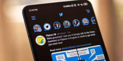Twitter fleets a new feature of twitter app.