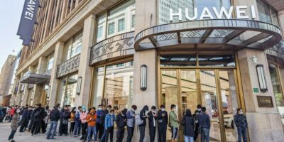 Huawei Technologies' flagship Huawei Mate40 mobile series is still popular in China