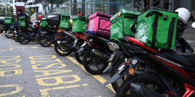 Online food delivery services blew up in 2020, including in Southeast Asia where they have become urban necessities
