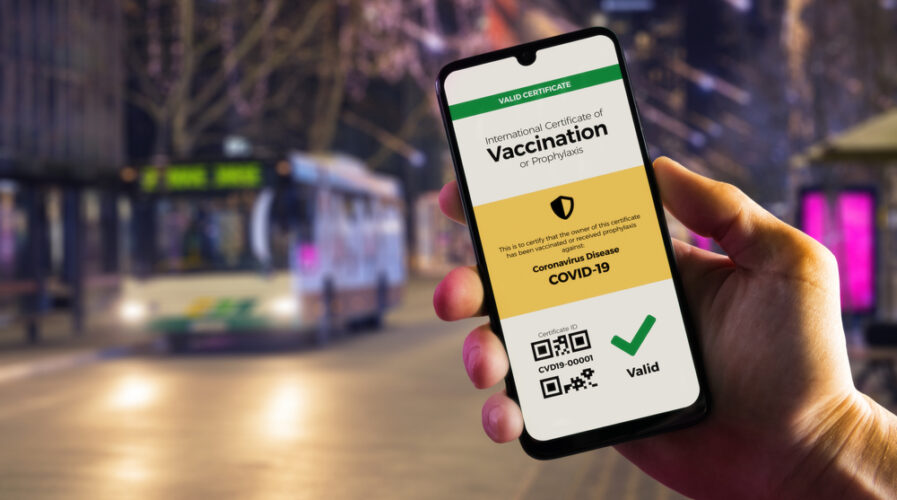 Microsoft & Oracle joins new digital vaccine passport coalition