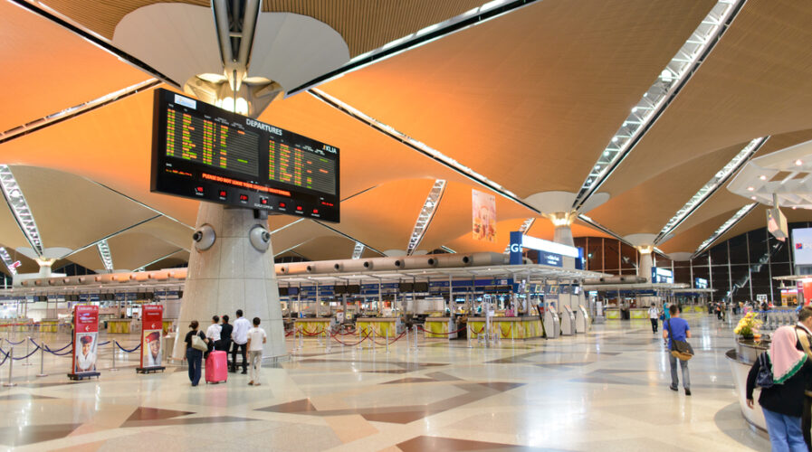 KLIA authorities say they want to be ready with safe, contactless solutions once travel resumes
