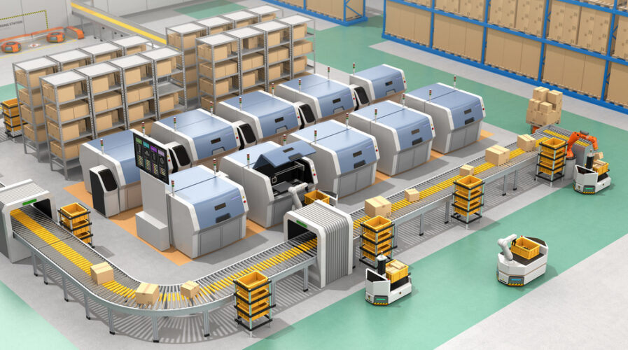 Micro fulfillment center technology could deliver a faster, more efficient service for customers while boosting profits for retailers.