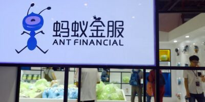 Ant Financial was the leading fintech platform in China