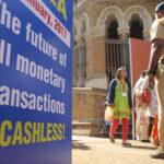 India's road to becoming a cashless economy.