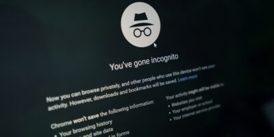Is Google Incognito Mode really private?