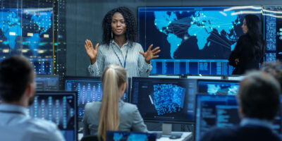Women and equality are still far apart within the cybersecurity industry