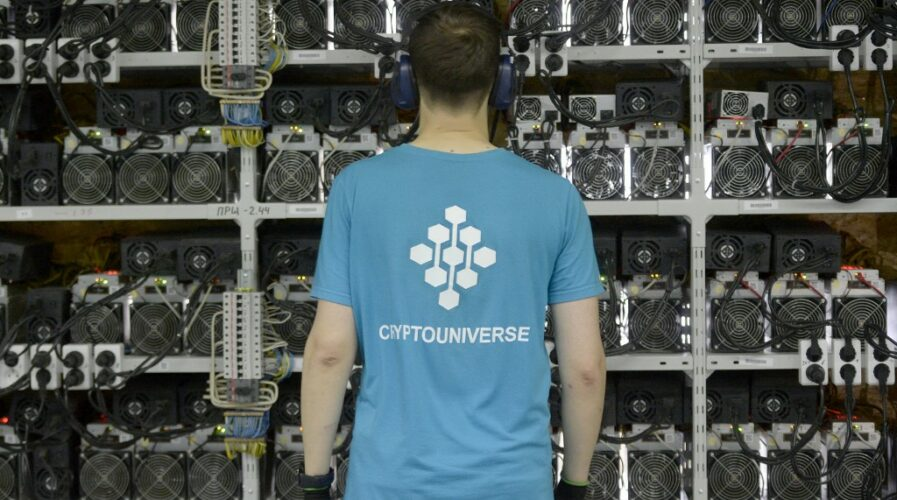 China's electricity-hungry bitcoin mines that power nearly 80% of the global trade in cryptocurrencies, risk undercutting the country's climate goals
