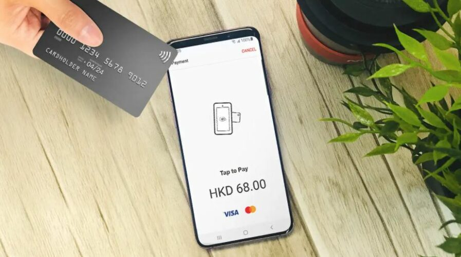 softpos Fintech startup Soepay's SoftPOS turns any NFC-based Android smartphone into a portable card payments terminal – changing the way Hong Kong small businesses will accept contactless payments
