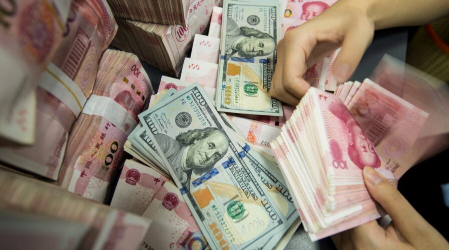 China's digital yuan is not a benchmark for the US