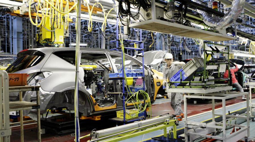 How are carmakers compromising due to chip shortage?