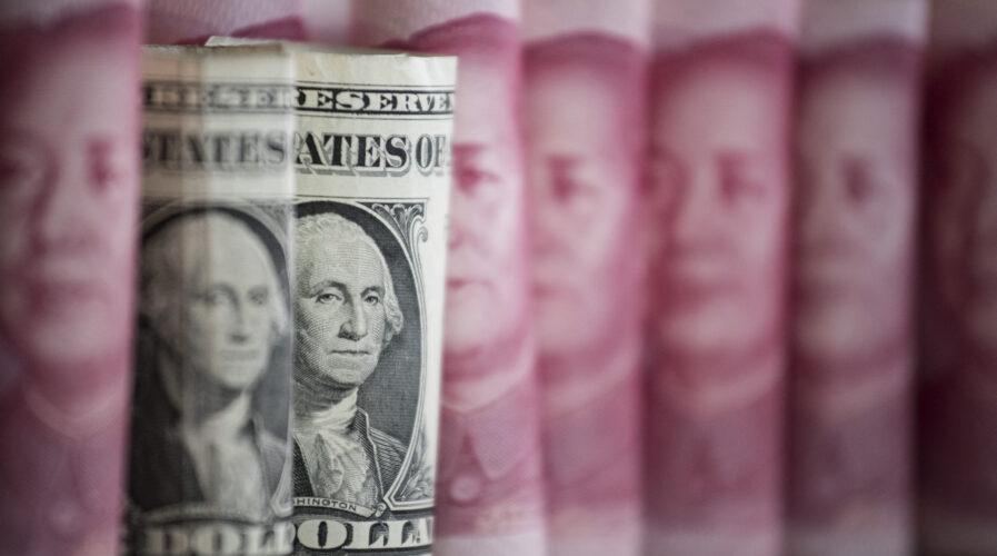 China's digital yuan won't be replacing the US dollar